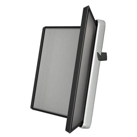Registersystem BNT Tarifold VEO sort med 10 stk A4 registerlommer - Vægmodel