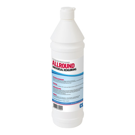 Cleanline Allround Universal Rengøring - 1 liter