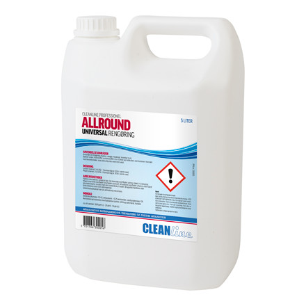 Cleanline Allround Universal Rengøring - 5 liter dunk