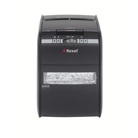 Rexel Auto+ 200X - Makulator  krydsmakulering 4 x 40 mm P4