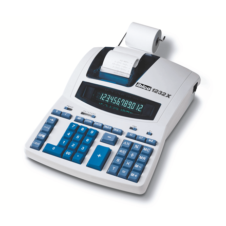 Rexel Ibico Professional 1232X - Strimmelregner