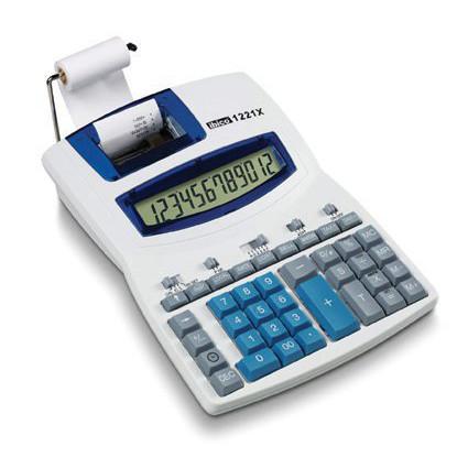 Regnemaskine med strimmel - Rexel Ibico Semi-Professional 1221X