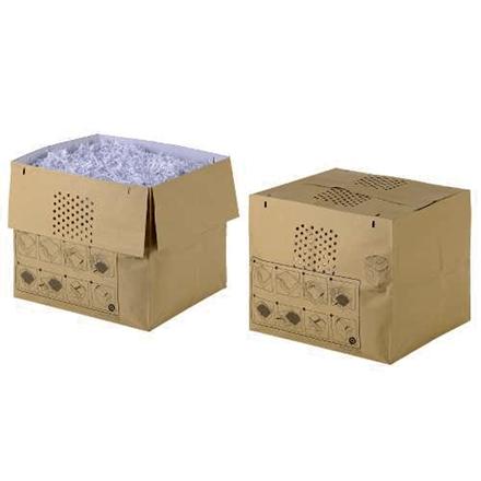 Rexel makulator genbrugsaffaldsposer RC Auto+ 600 80l (50)