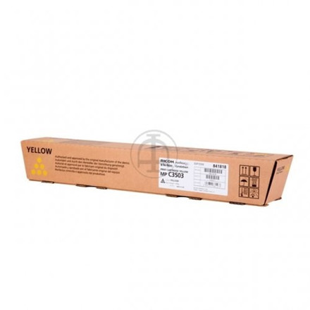 Ricoh MPC3003 / 3503 yellow toner