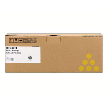 Ricoh/NRG  SPC220E/SPC221SF yellow toner