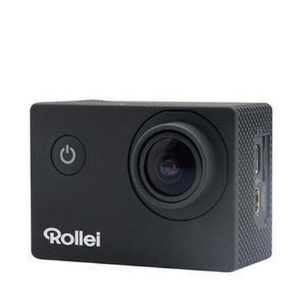 Rollei Actioncam 372, Black