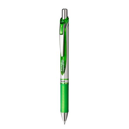 Pentel Energel Rollerpen lys grøn 0,7mm BL77