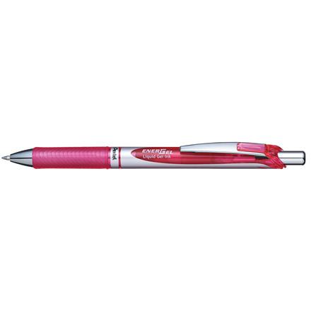 Pentel Energel Rollerpen pink 0,7mm BL77