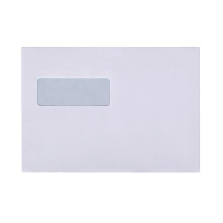 Rudekuverter - M5 Mailman hvid 155 x 220 mm Peel & Seal 10192 - 500 stk