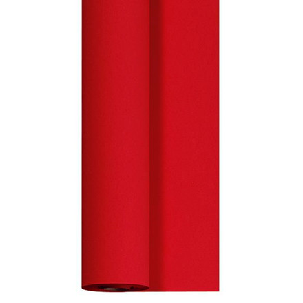 Rulledug Dunicel - rød - 1,25 x 25 meter