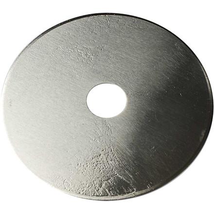 Rulleskæreblad diameter 45 mm hulstørrelse 9 mm | lige
