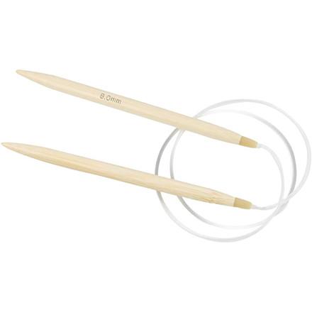 Rundpind bambus | nummer 8
