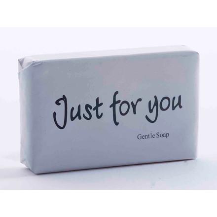 """Håndsæbe """"Just for you"""" indpakket 15 gram   500 stk"""