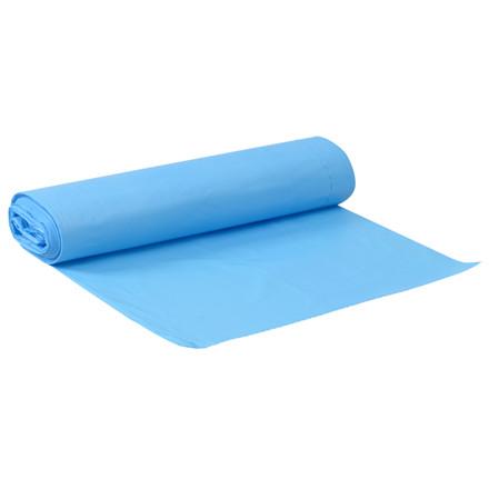Sæk, Abena Poly-Line Supersæk ULTRA, 100x76cm, 120 l, blå, HDPE/virgin, 76x100cm
