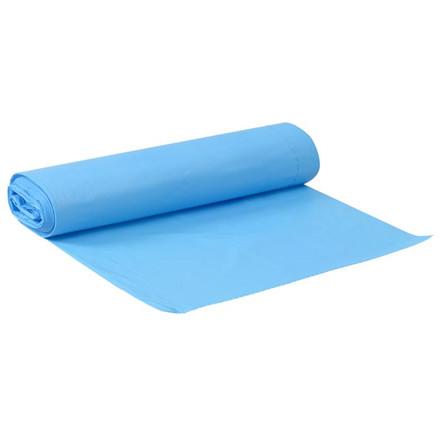 Sæk, Abena Poly-Line Supersæk ULTRA, 60 l, blå, HDPE/virgin, 57,5x100cm