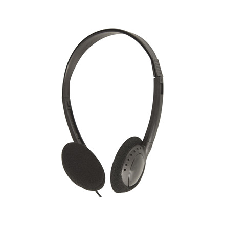 Sandberg Headphone, BULK, black