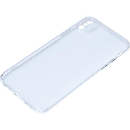 Sandberg iPhone X Cover hard, Clear
