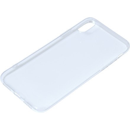 Sandberg iPhone X Cover soft, Clear