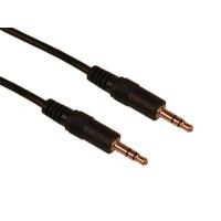 Sandberg MiniJack m-m cable 2m