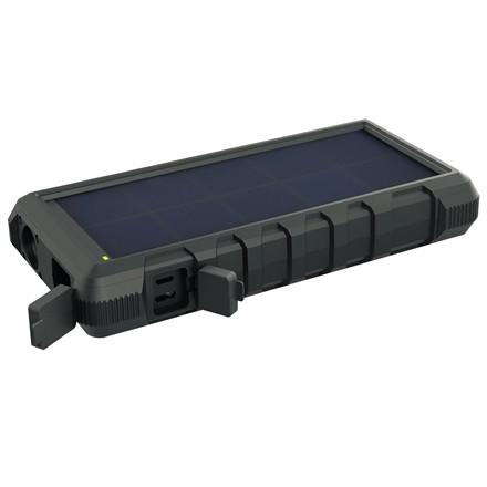 Sandberg Outdoor Solar Powerbank 24000, Black