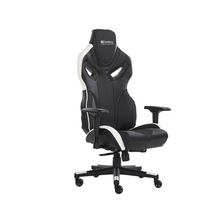 Gaming Chair Sandberg Voodoo - sort hvid
