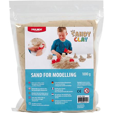 Sandy Clay®, natur, 1kg
