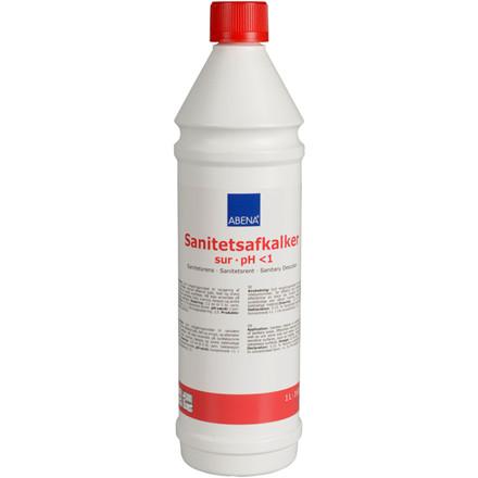 Sanitetsrens, Abena, afkalker, sur, pH 0-1,9, 1 l