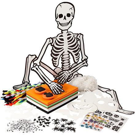 Sæt til kreativ Halloween, 1sæt