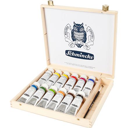 Schmincke AKADEMIE® Acryl color,  , 12x60ml