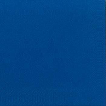 Servietter 2-lags Duni mørkeblå 24cm 2400stk/kar