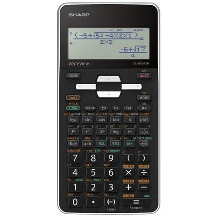 Sharp scientific calculator EL-W531TH