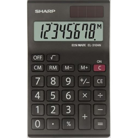 Sharp EL-310AN - Bordregner