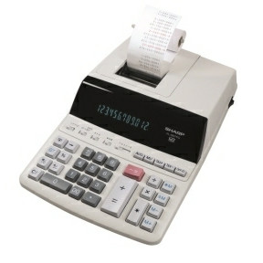 Sharp Printing Calculator SHARP EL-2607PGGY