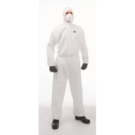 Sikkerhedsdragter C1 smudsafvisende - Størrelse Large