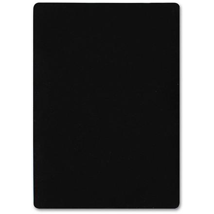 Silikoneplade, str. 15,3x21,6 cm, tykkelse 2 mm, 1stk.