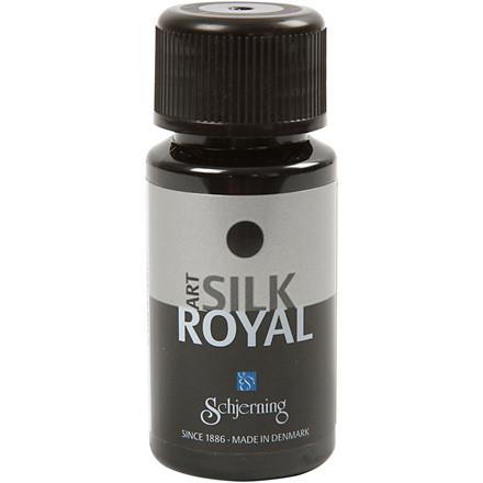 Silk Royal, sort, 50ml