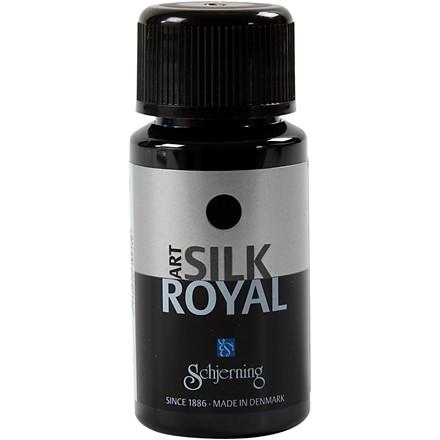 Silk Royal turkis silkemaling - 50 ml