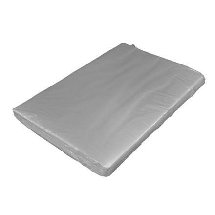 Silkepapir - i grå 60 x 80 cm x 25 g, 950s tk. i pakken