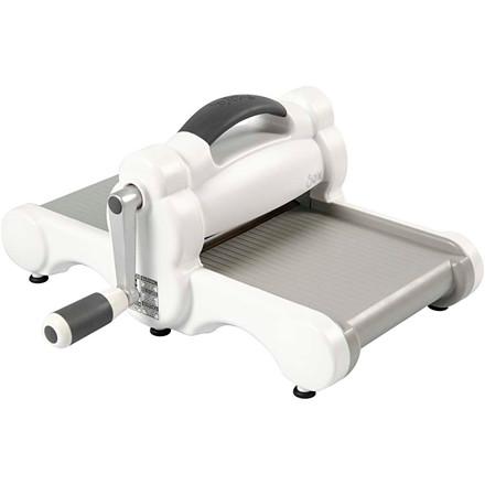 Sizzix Big Shot Stansemaskine - Inkl. afstandsplade og 2 skæreplader