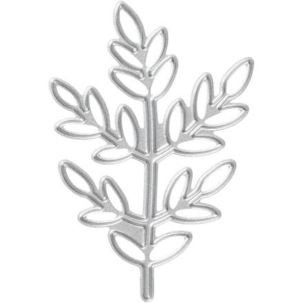 Skæreskabelon størrelse 4,4 x 6,5 cm | kvist