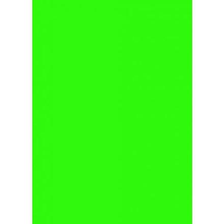 Skiltepapir neongrøn 50 x 70 cm 85 gram - 100 ark