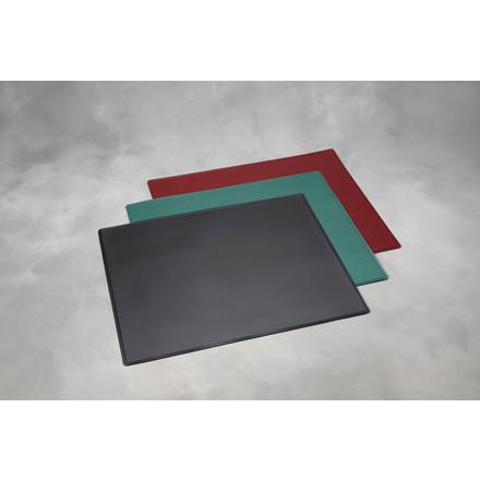Skrivebordsunderlag i sort - 52 x 65 cm 7565444