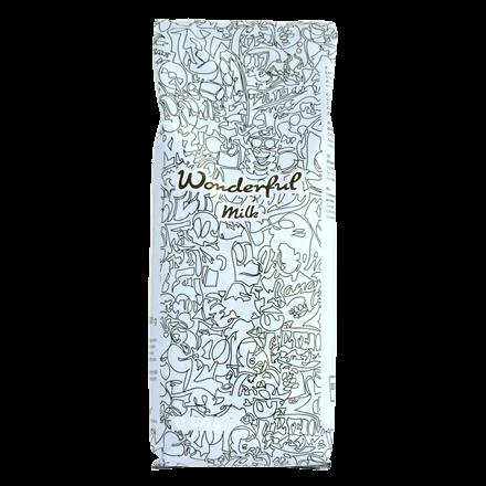 Skummetmælkspulver - 500 gram i en pose - 10 poser pr. kasse