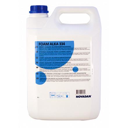 Novadan Foam Alka 334 Skumrengøring - 5 liter