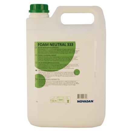 Novadan Foam Neutral 333 Skumrengøring - 5 liter