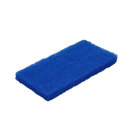 Skurenylon medium Vikan blå 125x250mm 5524