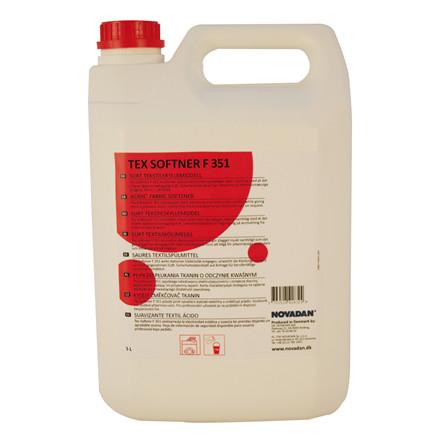 Novadan Tex Softener F 351 - Tøjvask skyllemiddel - 5 liter
