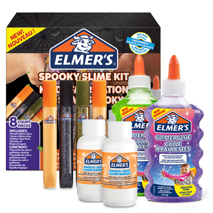 Slim Kit Startsæt Elmer's Halloween