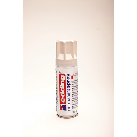Edding Spray - i hvid 200 ml