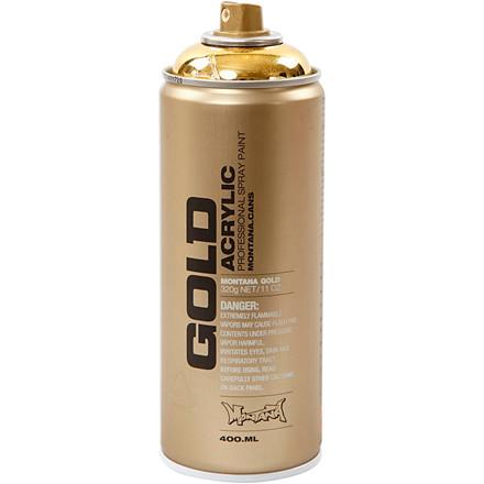 Spraymaling guld | 400 ml